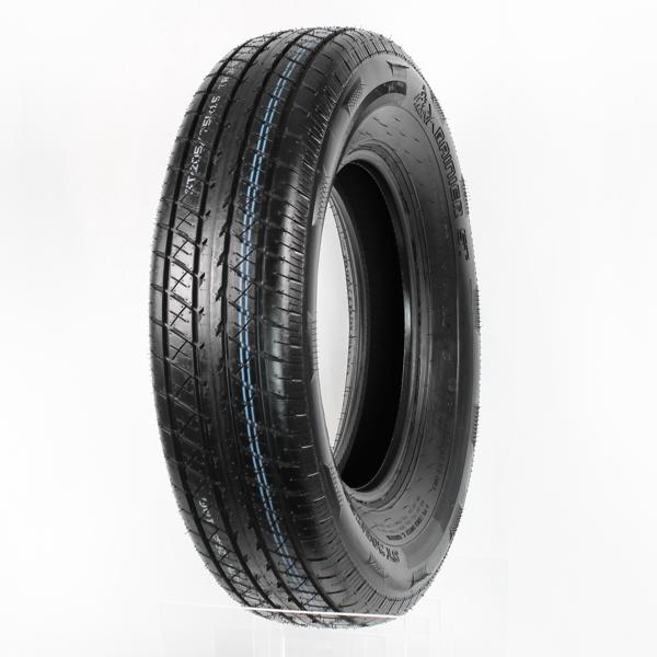 145//12 Approved QUANTITY 1 Tire Load Range D Velocity Brand ST145-R12 Radial Trailer Tire High Speed 145-R12 D.O.T